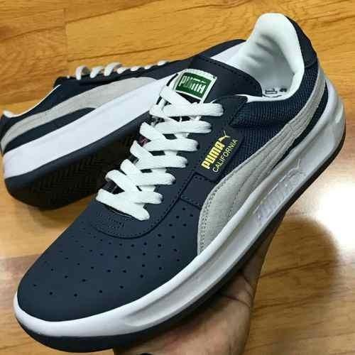 zapatos puma clasicos para hombres