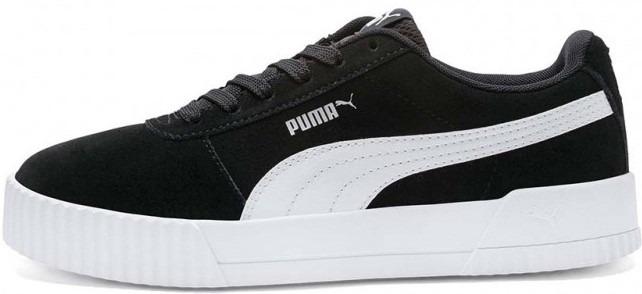 c247eb6c1b Tenis Puma Carina 828175 Talla 22-26 Mujer Ps - $ 1,990.00 en ...