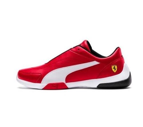 6ba922d4a545 tenis puma ferrari kart cat rojo blanco casual originl urban · tenis puma  casual