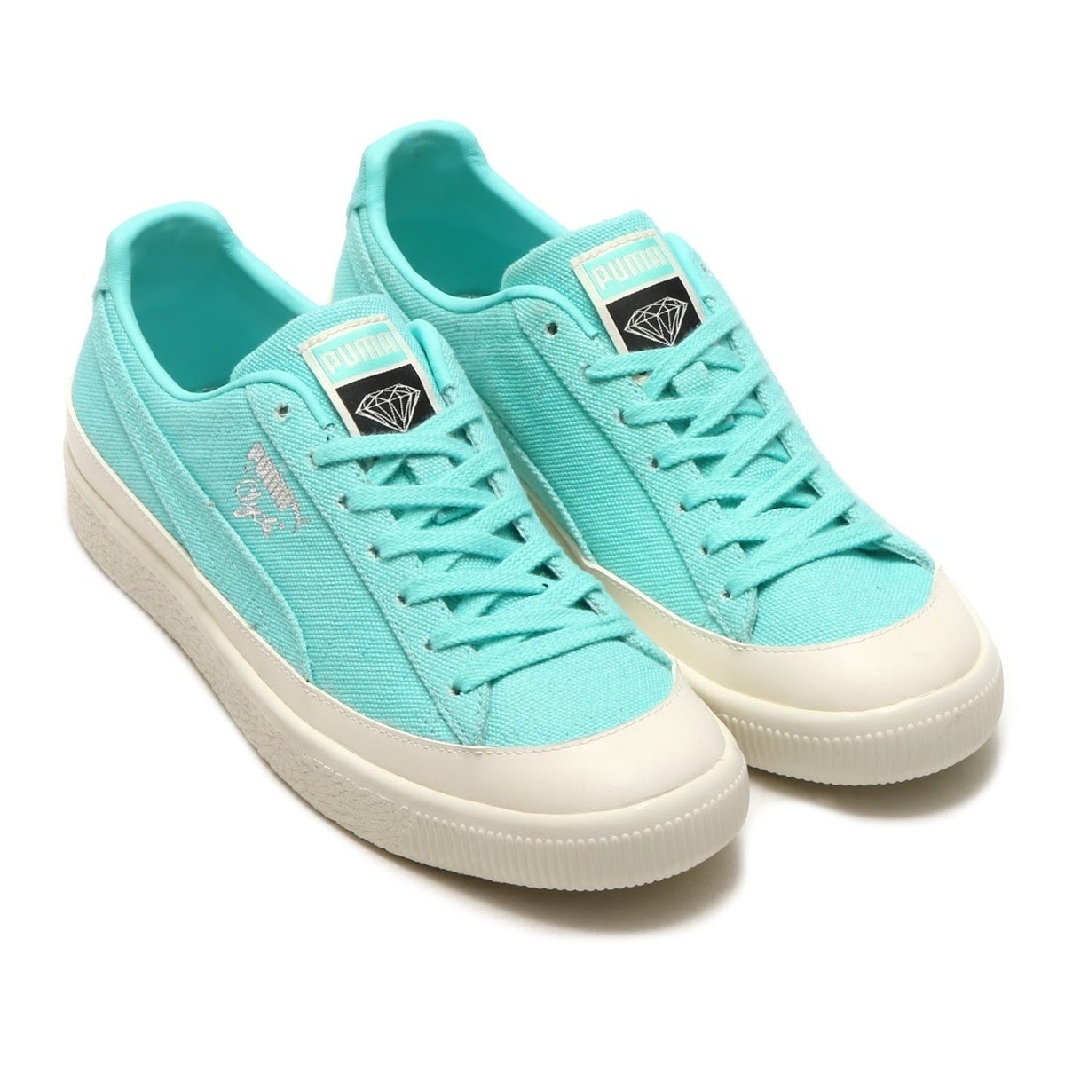 32e8c725c92 tenis puma clyde diamond - original 365651 01. Carregando zoom.