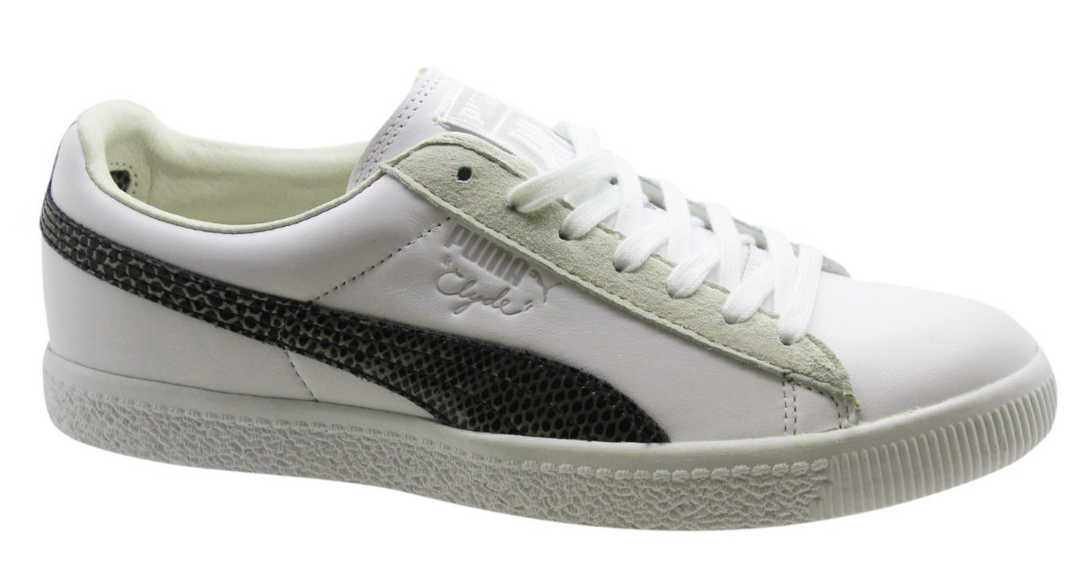 official photos 05500 a661d Tenis Puma Clyde X Undefeated 353917