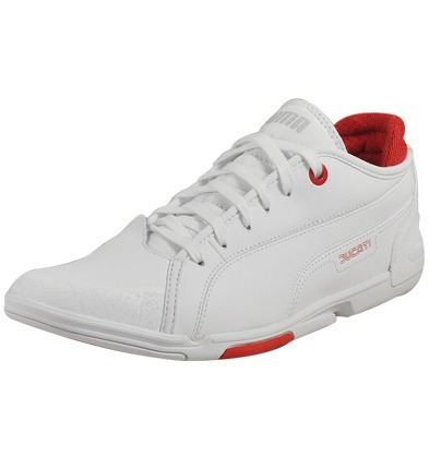 Tenis Puma Ducati Xelerate Choclo Piel Low Blanco Total Gym ... 401dc568fabef