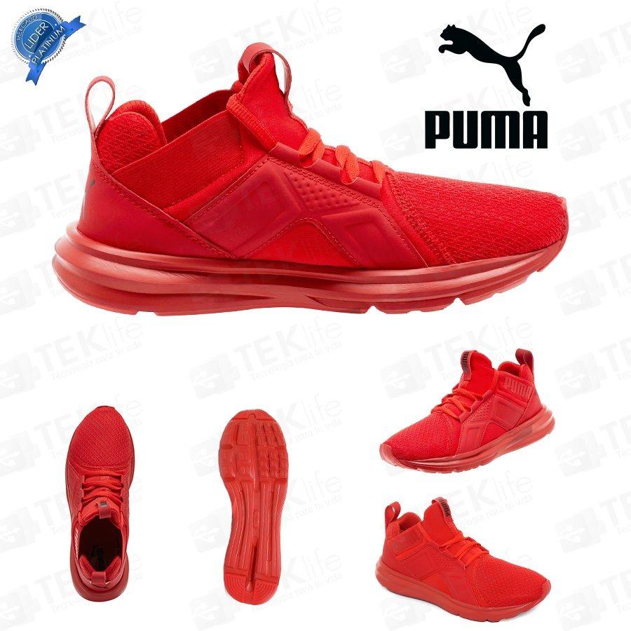 5c2f3601ed79 tenis puma enzo jr training sneakers juveni solo talla 5. Cargando zoom.