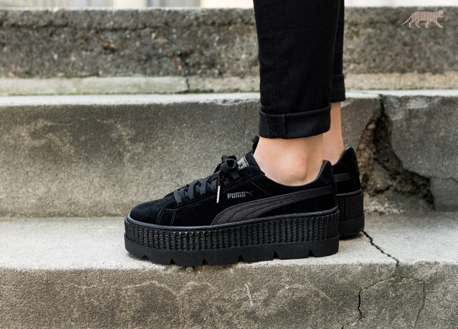 fenty puma creepers cleated