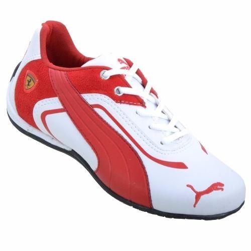 08c8c17b Tenis Puma Ferrari Barato Promocao Kit Com 3 Pares - R$ 180,90 em ...