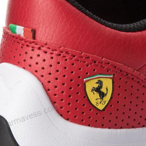 tenis puma ferrari bmw kart cat 3 originales look trendy