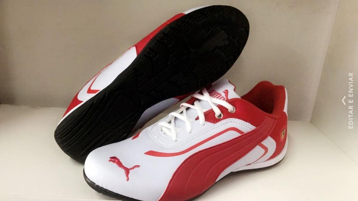 d5e27251e Tenis Puma Ferrari Casual Promoção - R$ 59,90 em Mercado Livre