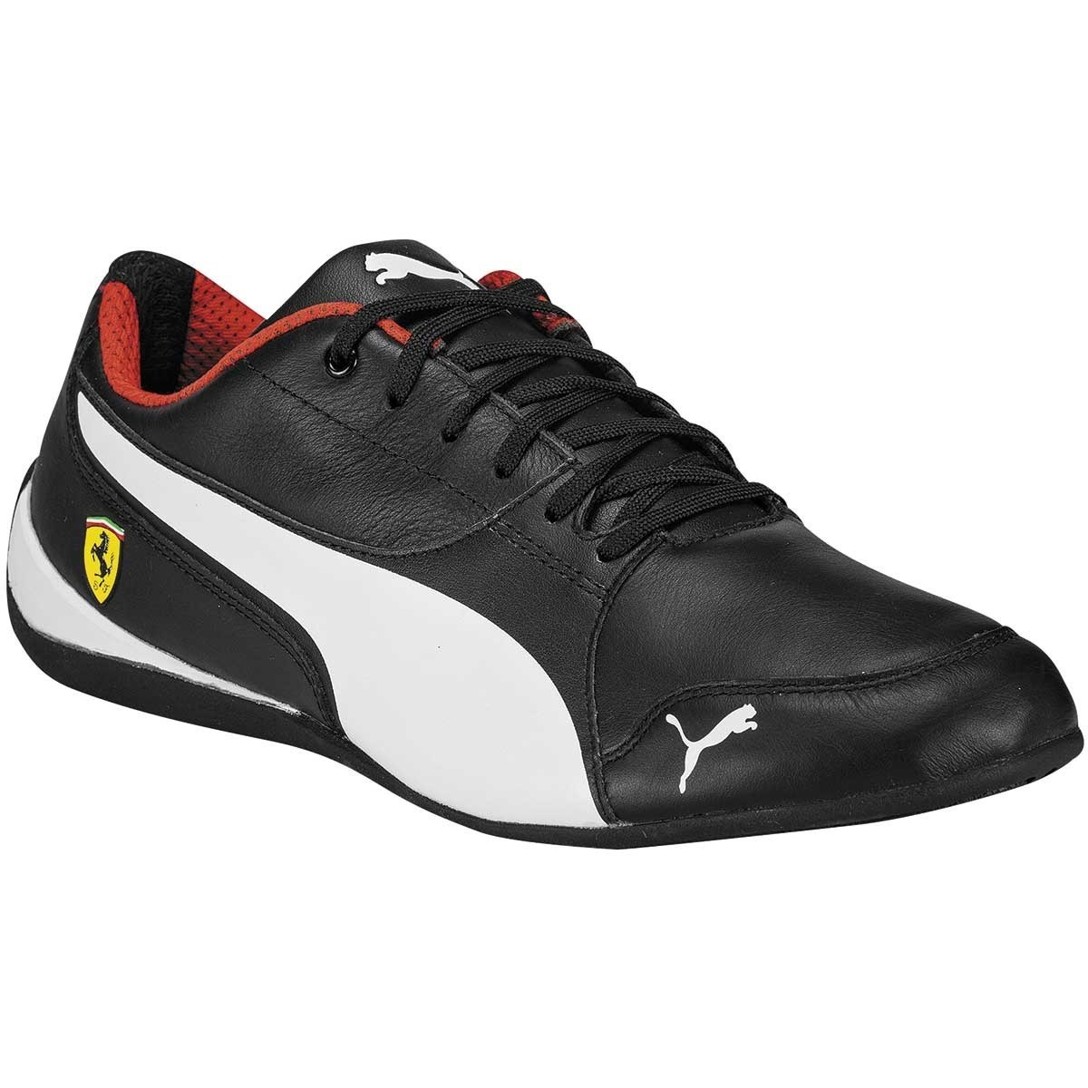 bcb36e3058b9a tenis puma ferrari drift cat 7 trainers negros hombre orignl. Cargando zoom.