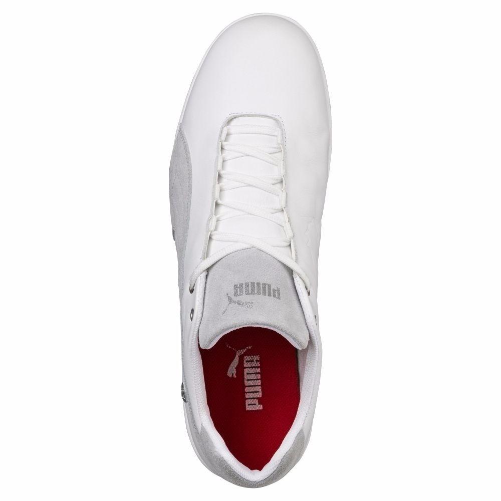 Tenis Puma Ferrari Future Cat Ls Men's Blanco 2016