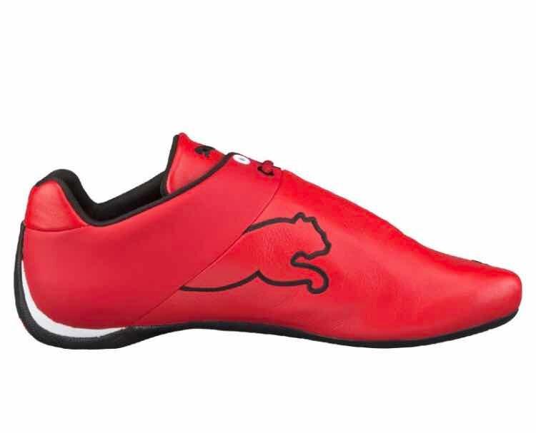 99884ce849b23 Tenis Puma Ferrari Future Cat Rojo (piel) #5.5 Mex/ En Caja ...