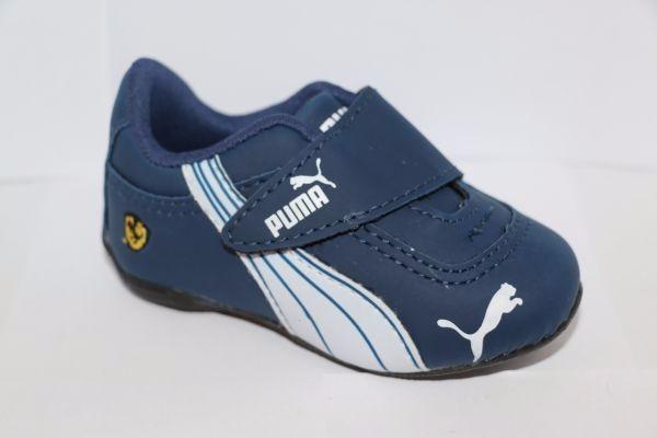9a8119e60a0 Tenis Puma Ferrari Infantil E Juvenil Menino Pronta Entrega - R  47 ...