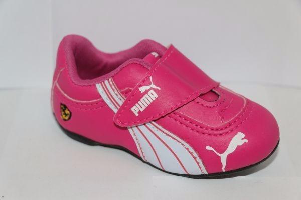 14118a51166 Tenis Puma Ferrari Infantil Menina Bebe 18 Ao 24 - R  41