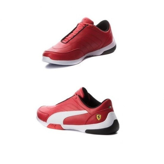 794c97b4df31 Tenis Puma Ferrari Kart Cat Rojo blanco Casual Originl Urban ...
