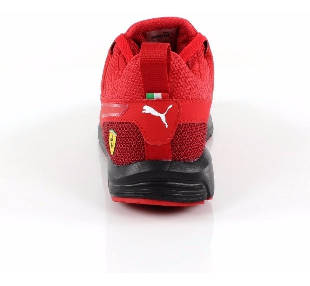 c6a397f0f6 Tenis Puma Ferrari Pitlane Sf 1.5 Correr Caballero - $ 1,490.00 en ...