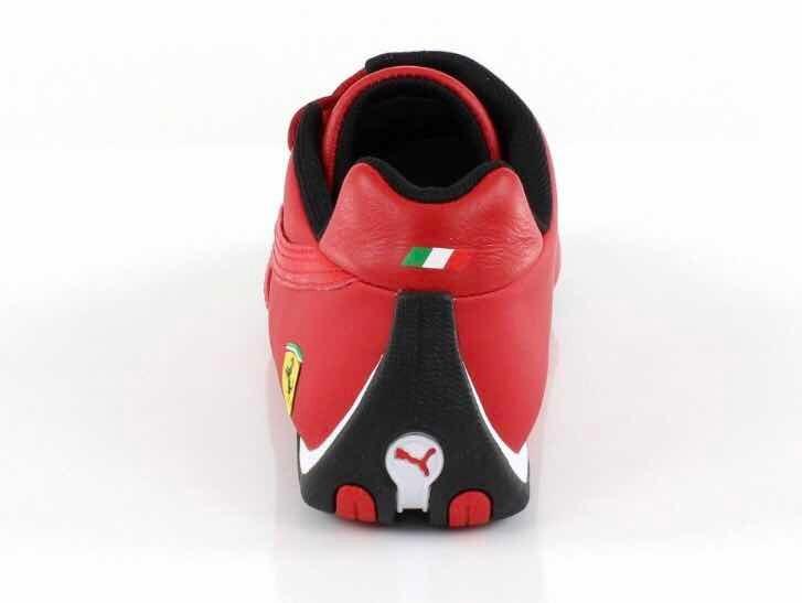 6 5 Piel Caja 5 7 Ferrari En C 5 Rojo 5 Puma Tenis F7AzSq88