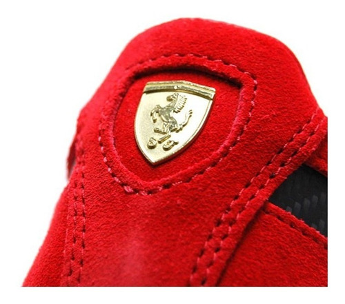 big sale 358b4 b336d Tenis Puma Ferrari Rojos Edición 50 Años Suede Hombre