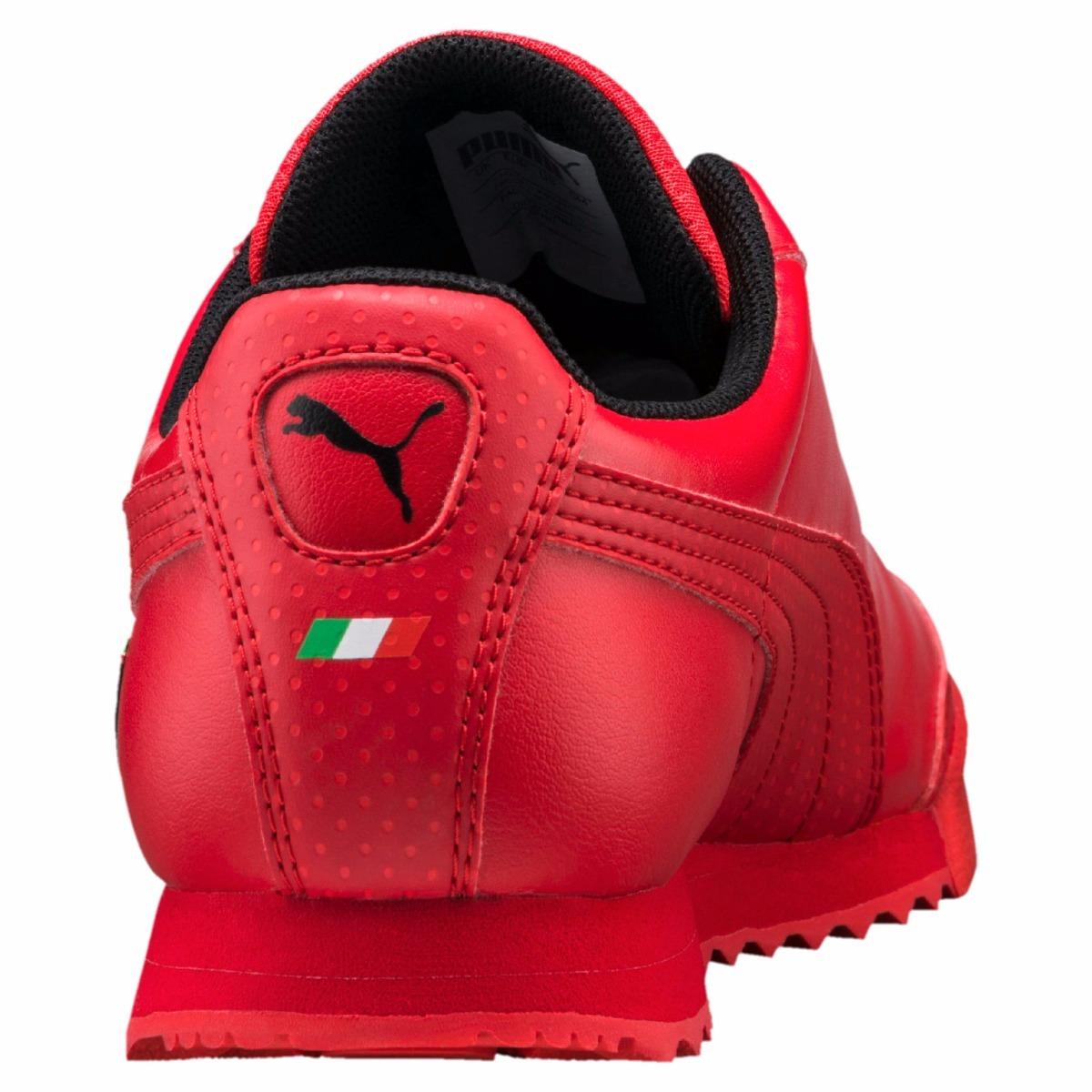 1a3047359 Tenis Puma Ferrari Roma Jr 364188 01 - $ 1,350.00 en Mercado Libre