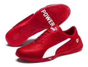 في هذه الأثناء مربية ممر Tenis Puma Ferrari Para Hombre Ortonaforrunners It