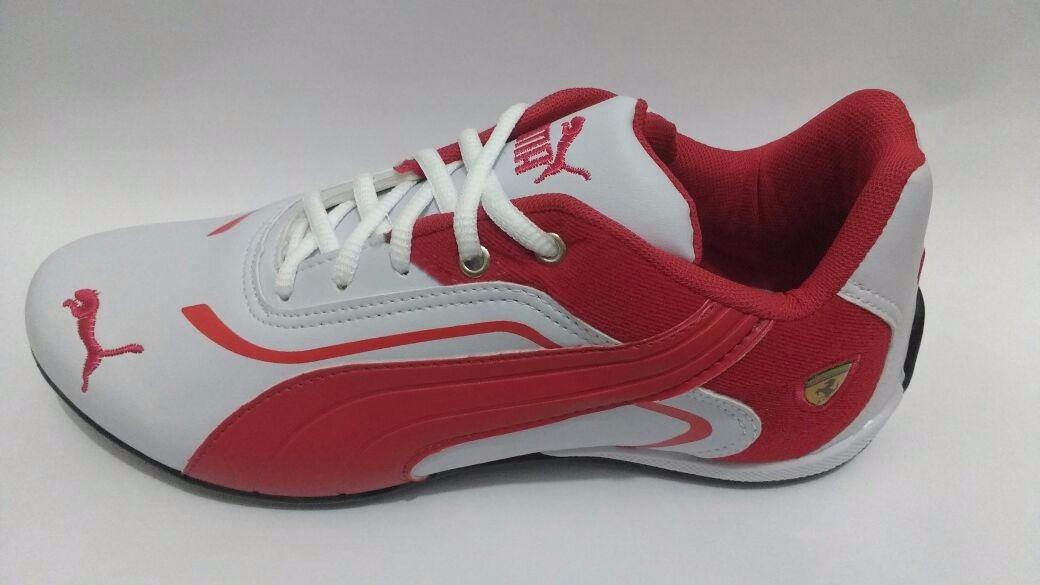 6f7531bad47 Tenis Puma Ferrari