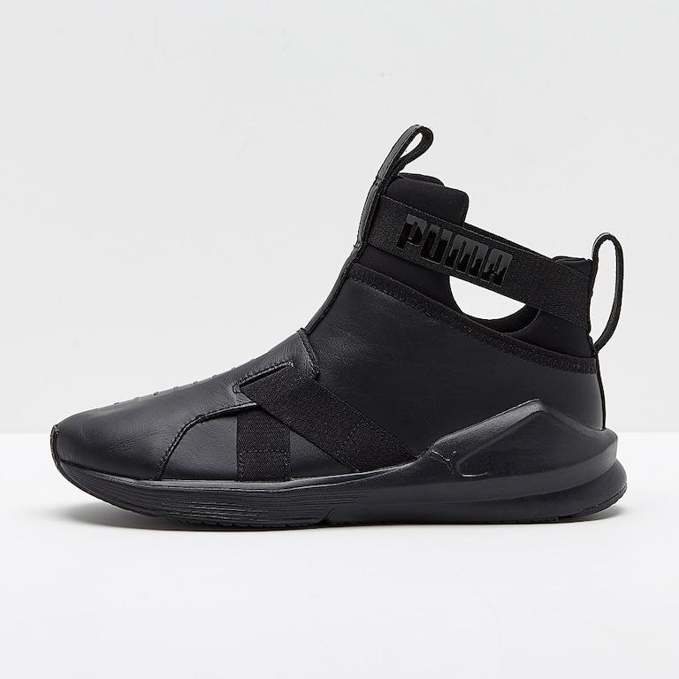puma leather