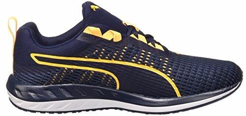 tenis puma flare 2 dash amarillo azul 189527 01