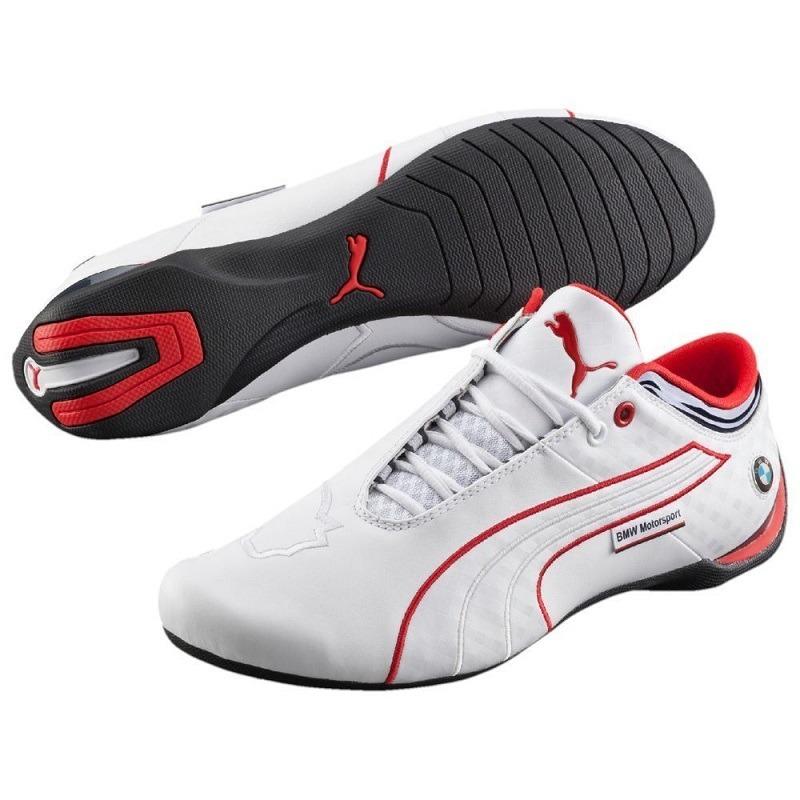 56c13f8279a tenis puma future cat m1 bmw big cat blanco lineas rojas zra. Cargando zoom.