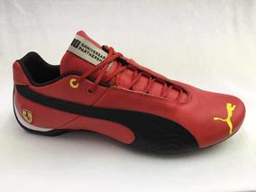 17af4c2b0 Tenis Puma Future Cat Sf -10- Rojo   Negro Caballero