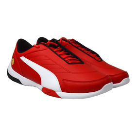 Tenis Puma Hombre Rojo Sf Kart Cat Iii 30621901