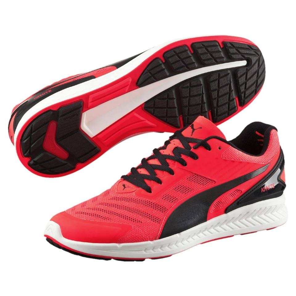 7c13a7116 tenis puma ignite v2 running correr caballero rojo naranja. Cargando zoom.