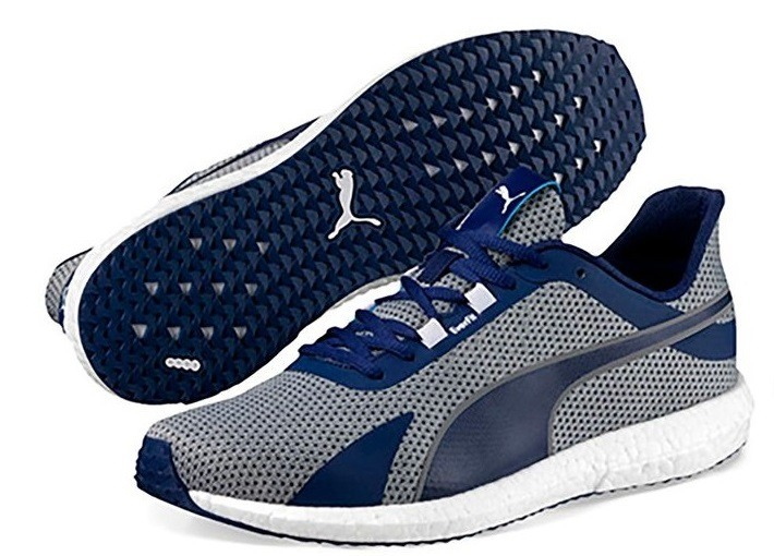 b345180c69 ... tenis puma mega nrgy turbo color azul marino hombre original newest  a02d2 218f7 ...