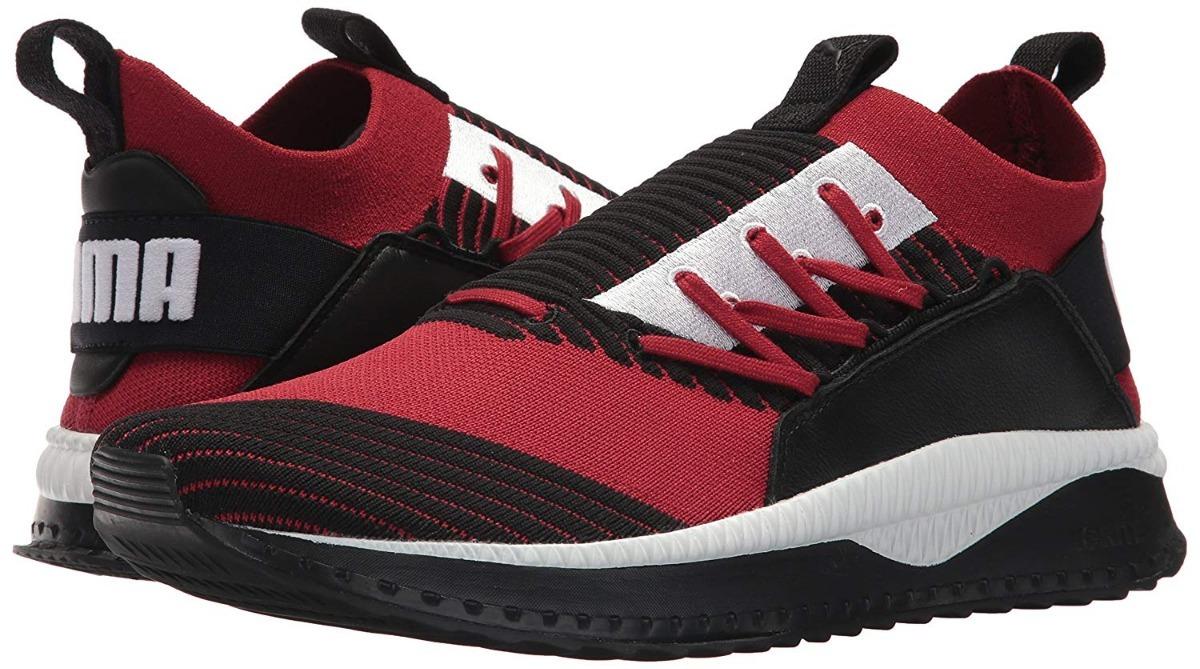f3e77225acf tenis puma men´s tsugi jun sneaker para hombre red dahlia. Cargando zoom.