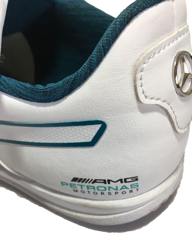 bcdb18f0ea1 Tenis Puma Mercedes Benz Originales Casi Nuevos -   900.00 en ...
