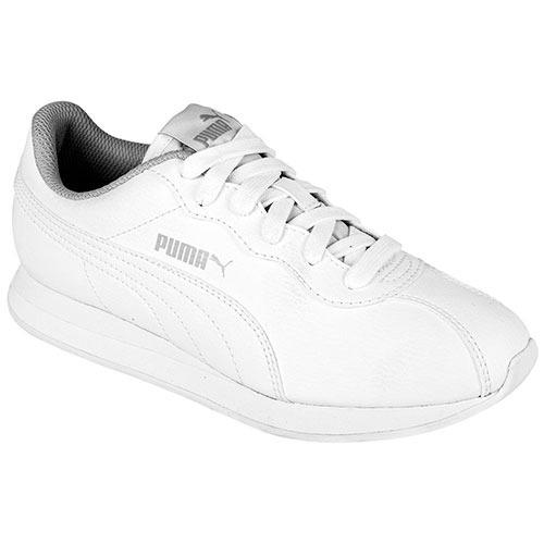 1cb2c44d Tenis Puma Mujer Turin Ii Jr 366773-02 Blanco Envio Gratis ...