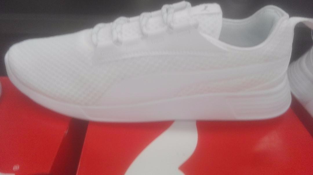 tenis puma para caballero. color blanco. modelo st trainer. Cargando zoom. 98469832737b8