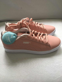 tenis puma rosa