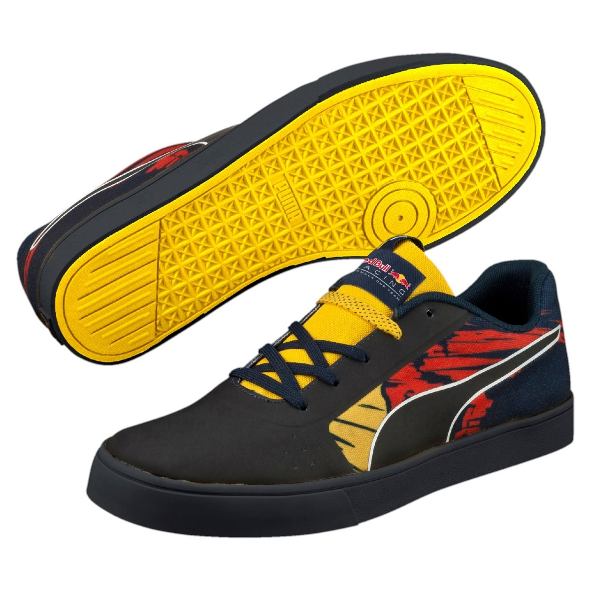 465e2068a3c tenis puma red bull racing wings vulc bulls 305754 01. Cargando zoom.