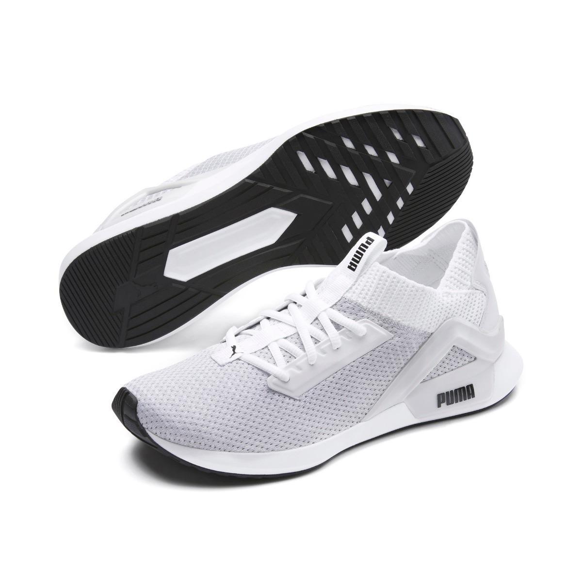 c90ccf420 tenis puma rogue blanco run correr hombre comodo original. Cargando zoom.