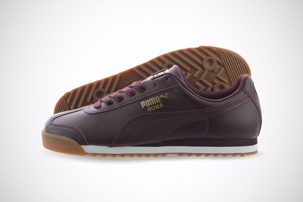 Tenis Puma Roma Barbados Purple Gum