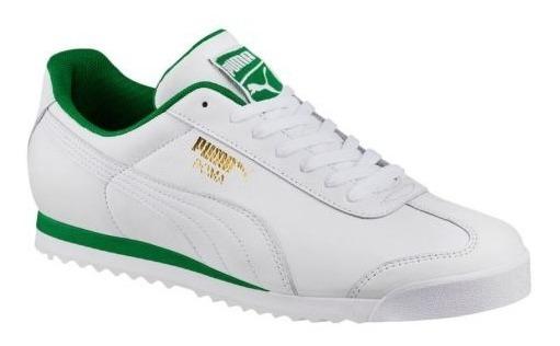 zapatos puma hombres de cuero