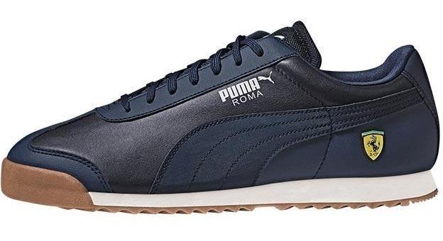 Tenis Puma Roma Ferrari Para Hombre 2019