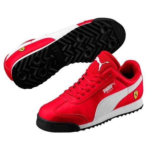 Tenis Puma Roma Ferrari Scuderia Sf Jr Unisex Motor Sport Og ... 34cc8d41498c0