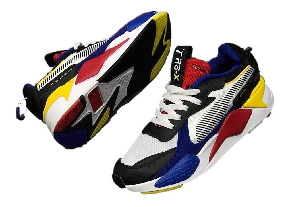 Tenis Puma Rs-x Running System Para Hombre 30% De Descuento