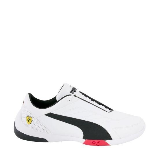 Tenis Puma Scuderia Ferrari Kart Cat Iii 1903 Blanco 185541