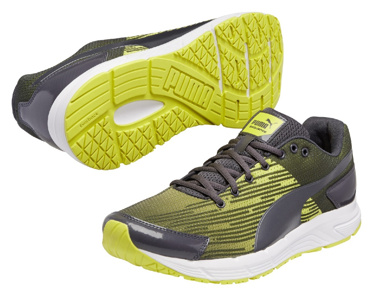 baf2ed8cbc tenis puma sequence evertrack. Cargando zoom.