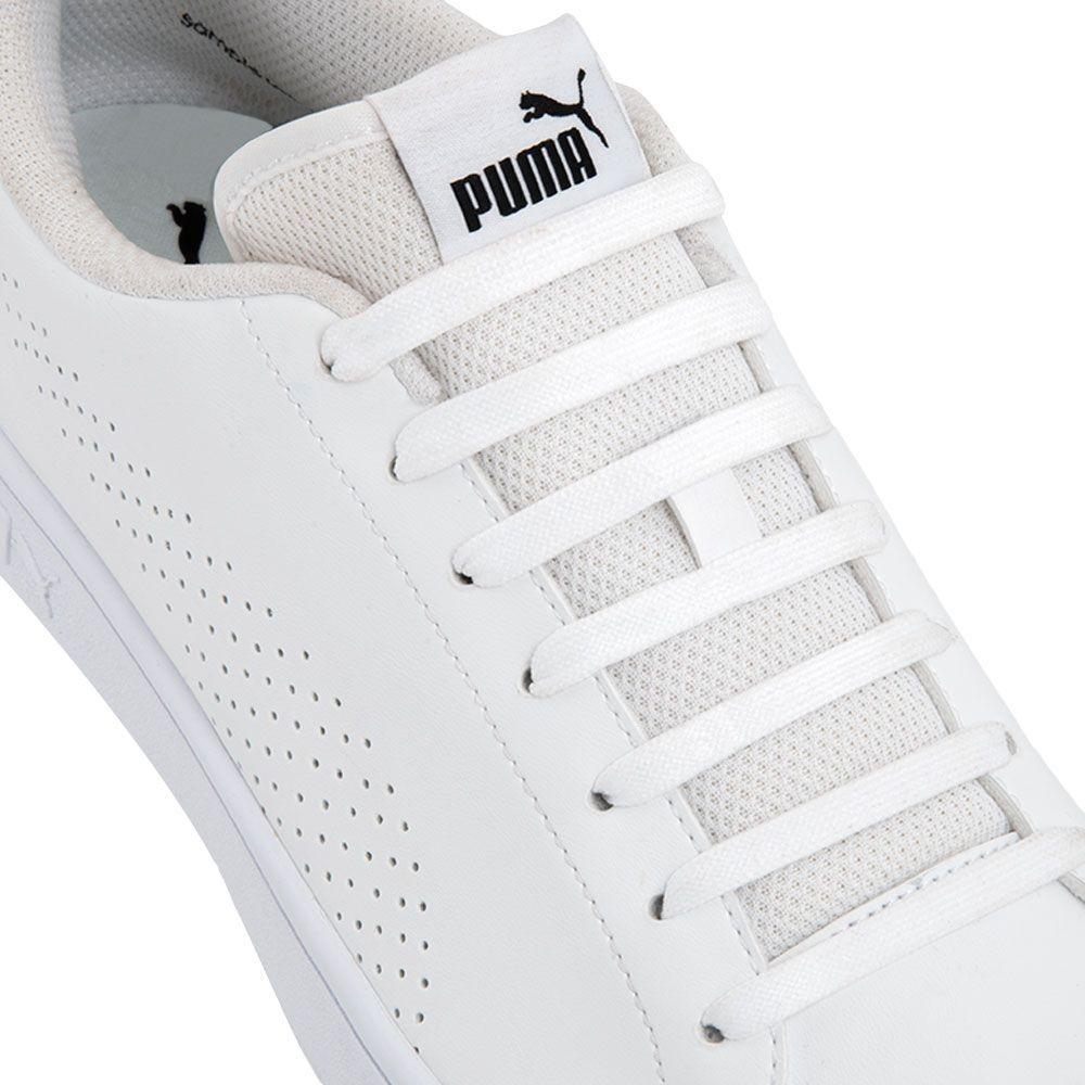 3c4a832935f tenis puma smash ace blanco unisex 181176 oferta original. Cargando zoom.