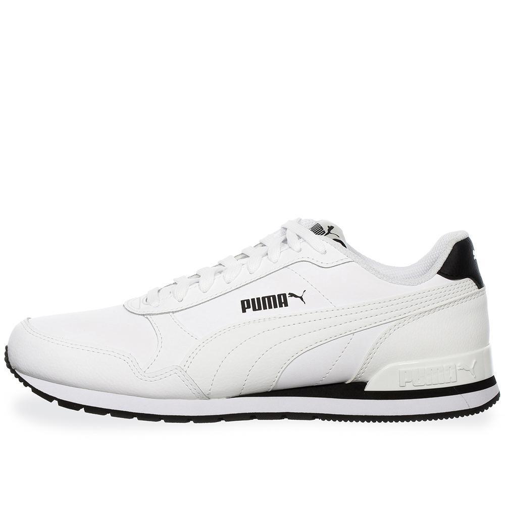 zapatos puma hombre blancos