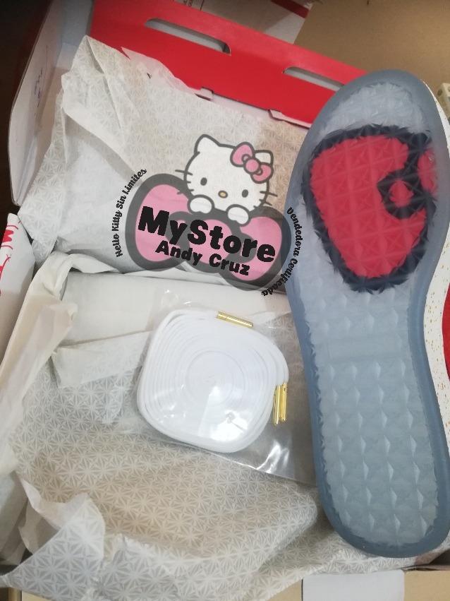 773ac469a4e Tenis Puma Suede 50 Aniversario Hello Kitty Nuevos 23