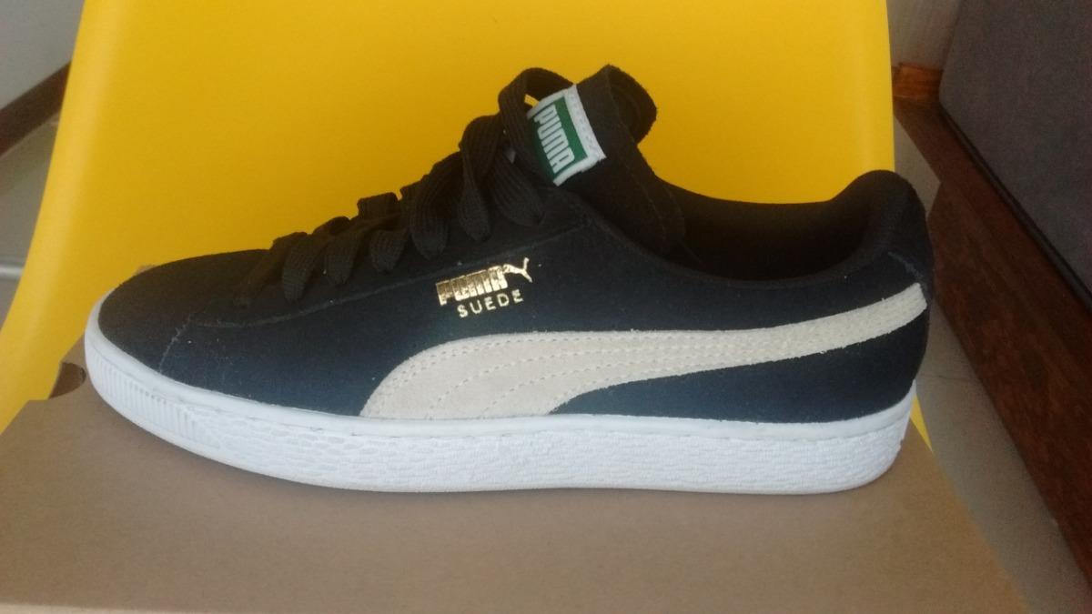 8486b574 Tenis Puma Suede Classic Negros - $ 999.00 en Mercado Libre
