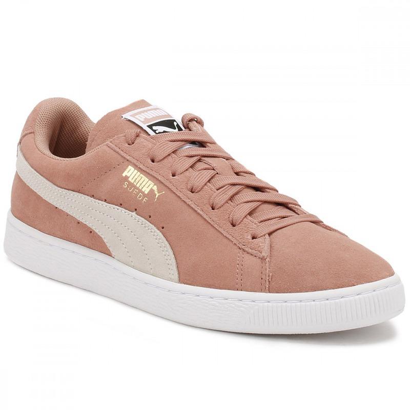 0971a90761 tenis puma suede classic rosa claro mujer casuales oferta. Cargando zoom.