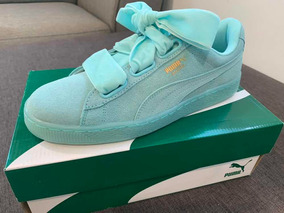 best loved 8caad 160cb Tenis Puma Suede Heart Reset Wns